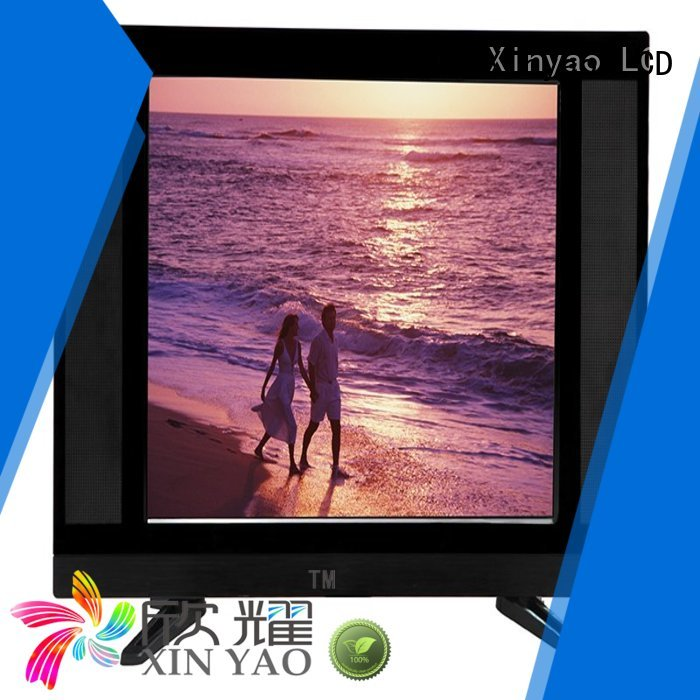 tv Custom star clarion 17 inch flat screen tv Xinyao LCD 17