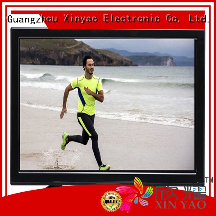 Wholesale slim 24 inch hd led tv big Xinyao LCD Brand
