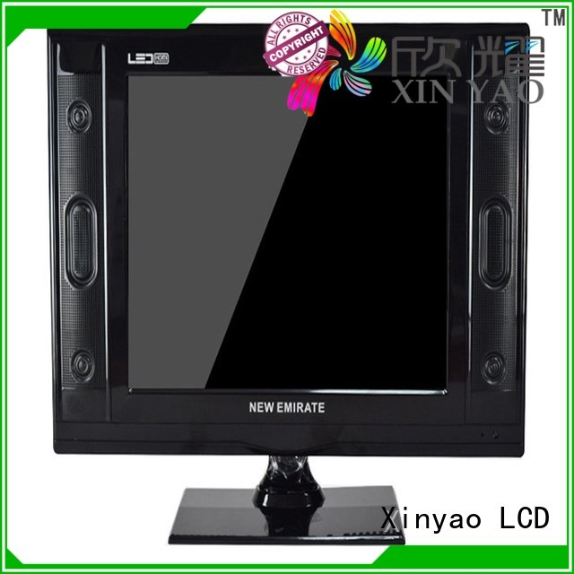Xinyao LCD Brand 1080p 15 inch lcd tv chinese factory