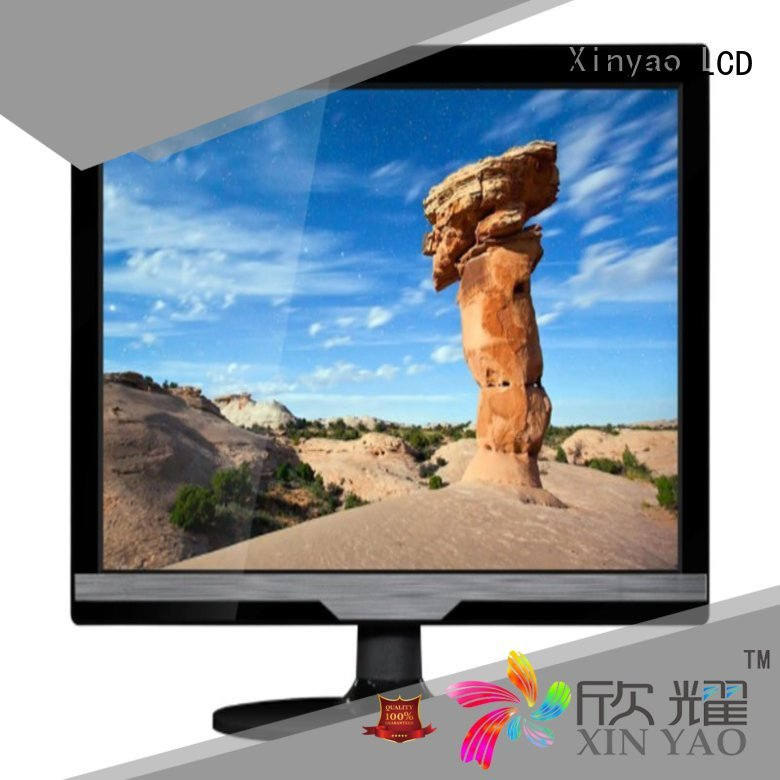 power monitor 15 inch led monitor wide tft Xinyao LCD company