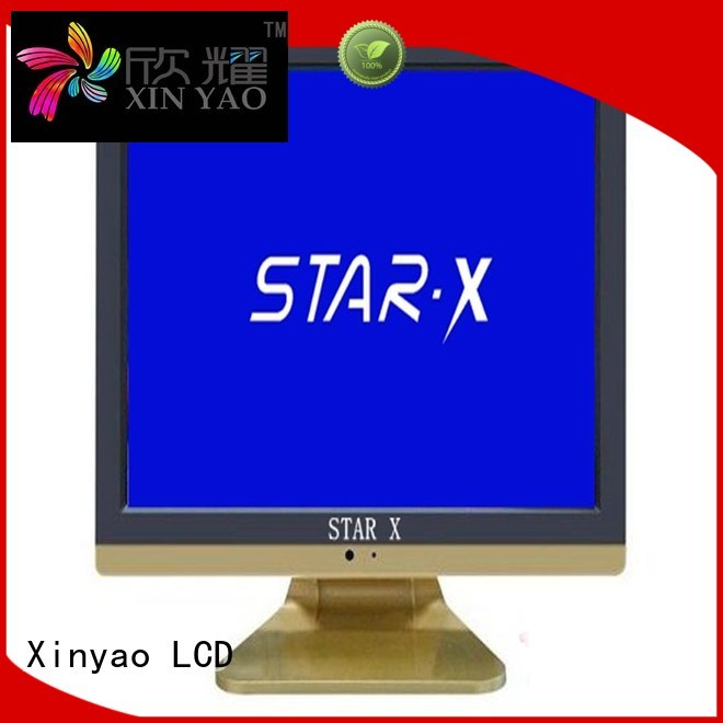 Wholesale 19 inch 12v dc tv Xinyao LCD Brand