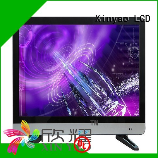 22 hd tv speaker screen 22 in? led tv Xinyao LCD Brand