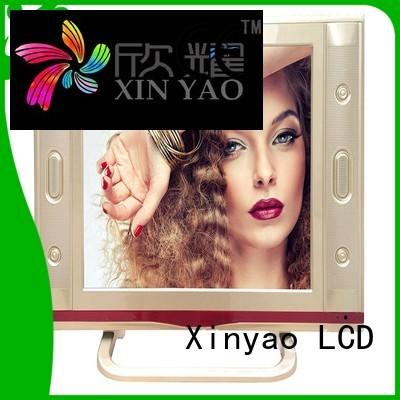 model 120hz 17 inch hd tv Xinyao LCD Brand