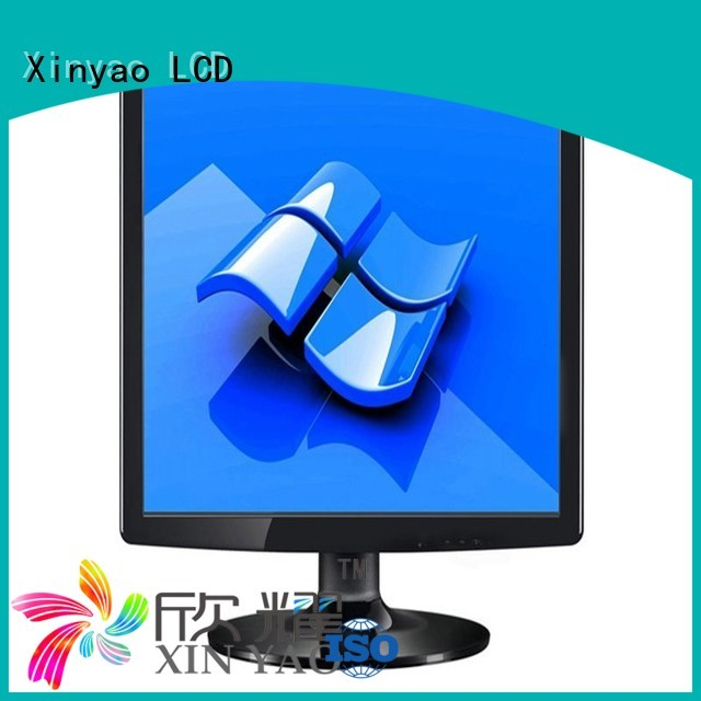 Xinyao LCD Brand ultrathin 15 10 monitor lcd 17 manufacture
