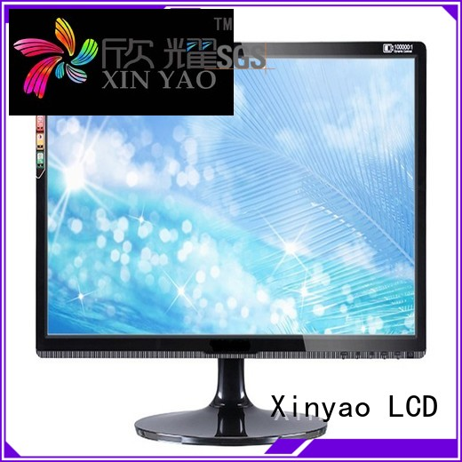 top flat 19 inch hd monitor Xinyao LCD Brand