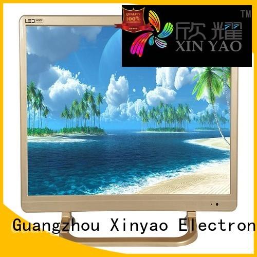 latest screen 22 hd tv design Xinyao LCD company