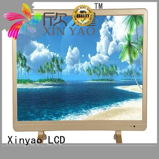 tube latest dvbt2 22 in? led tv Xinyao LCD Brand