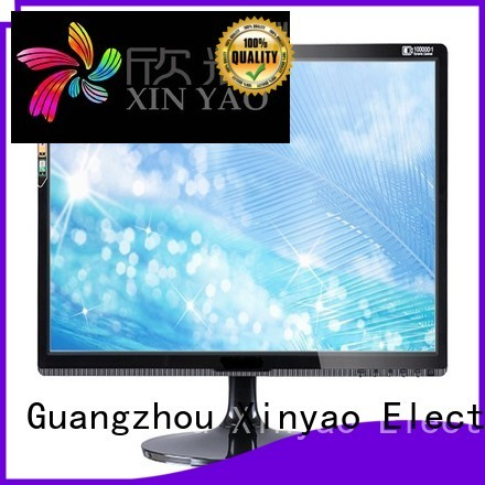19 inch hd monitor led top Xinyao LCD Brand 19 computer monitor