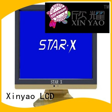 Xinyao LCD Brand led 17 23 12v dc tv manufacture