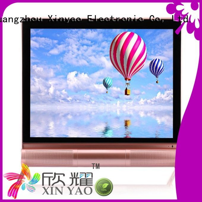 24 inch hd led tv iconic hd big Xinyao LCD Brand company