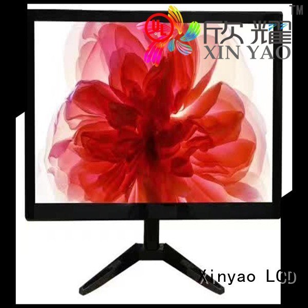 full led 173 17 led monitor price Xinyao LCD Brand