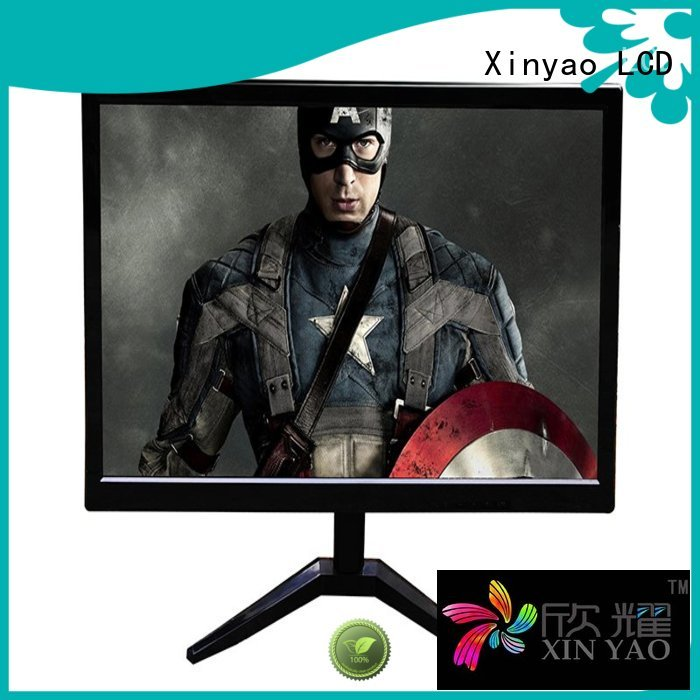 Hot buy 17 lcd monitor price color Xinyao LCD Brand