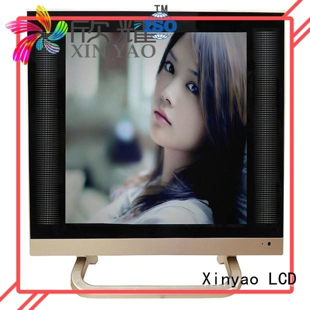 vga usb 17 inch hd tv Xinyao LCD Brand