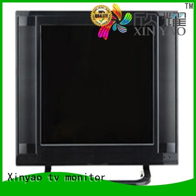 cheaper chinese Xinyao LCD Brand 15 inch lcd tv monitor factory
