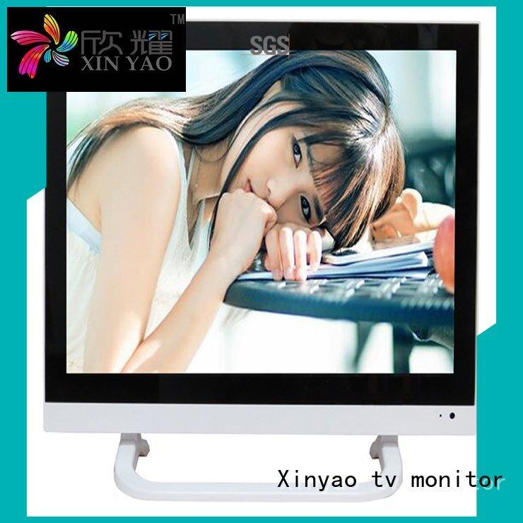 Custom 12v price 22 in? led tv Xinyao LCD crown
