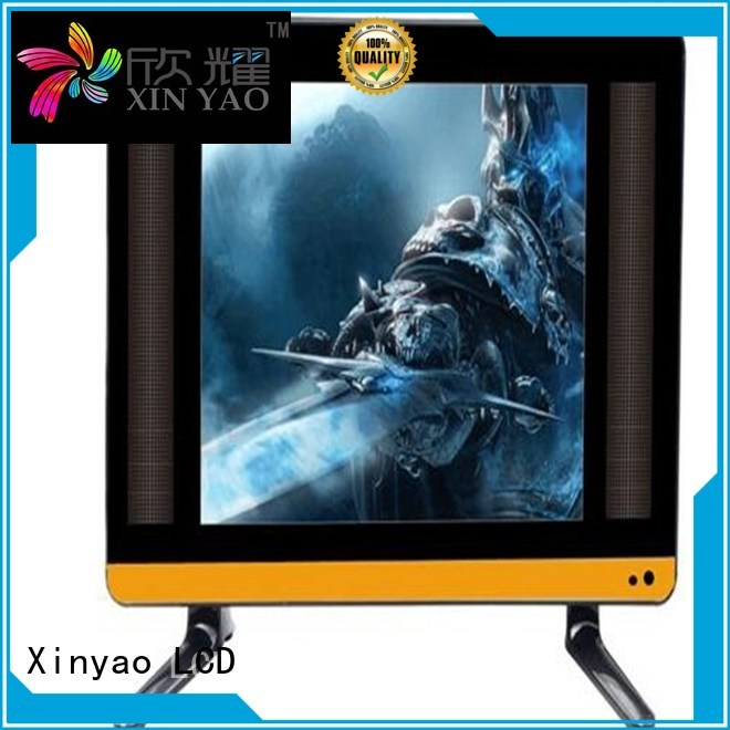 Hot 17 inch flat screen tv tv Xinyao LCD Brand