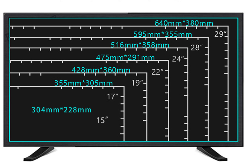 Wholesale 17 12 volt tv for sale 12v Xinyao LCD Brand