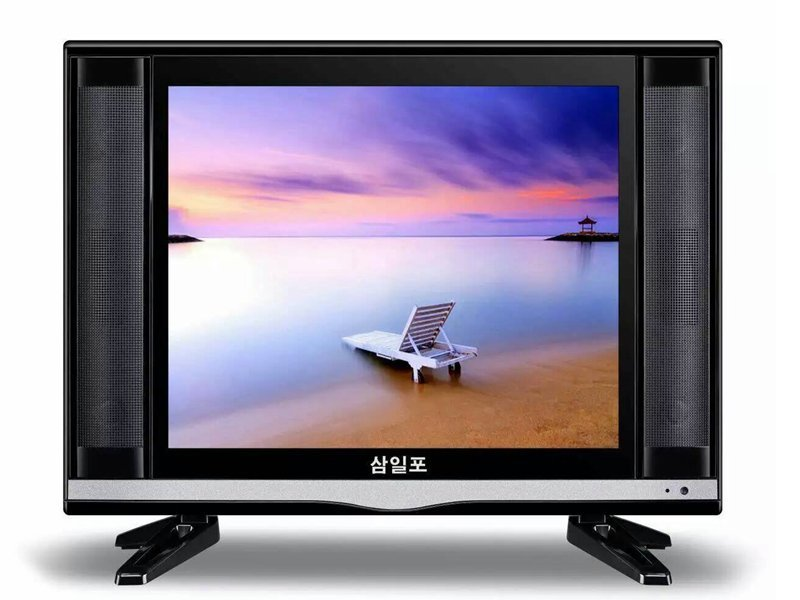 17 inch led lcd tv with HDMI VGA AV D model