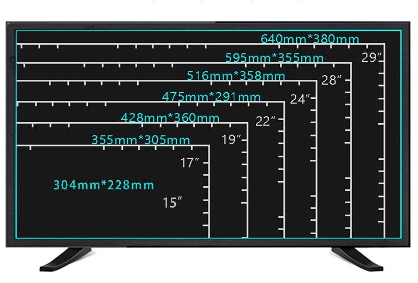 desktop monitorspc Xinyao LCD Brand 18 computer monitor factory