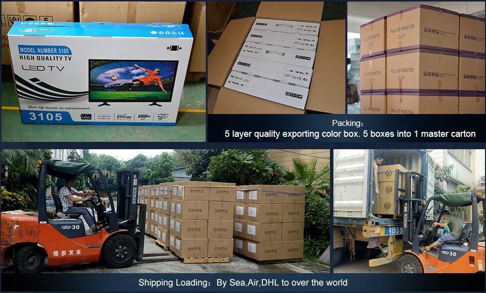 led monitor 18 computer monitor Xinyao LCD manufacture