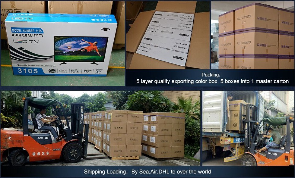 Wholesale led 18 computer monitor wide Xinyao LCD Brand