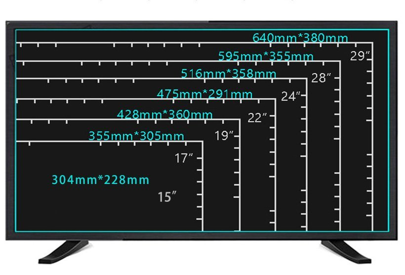 Hot hd monitor lcd 17 tv monitors Xinyao LCD Brand