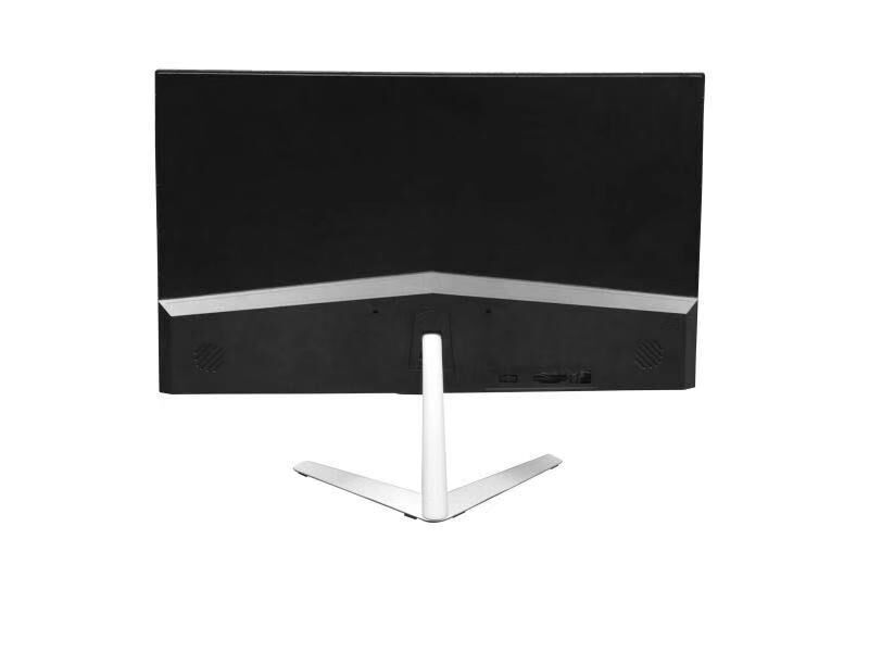 led monitor metal slim,no frame monitor 23.6inch/24inch with HDMI for computer use