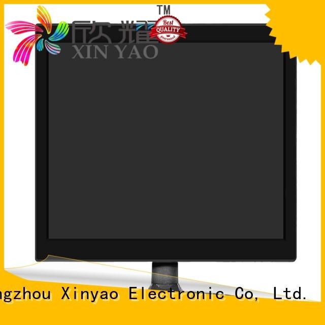Xinyao LCD Brand hz pc custom 15 inch tft lcd monitor