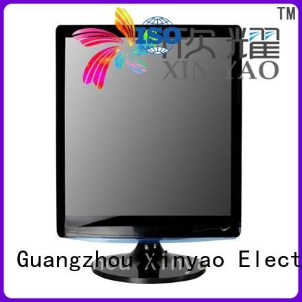 Xinyao LCD Brand oem desktop wall monitors monitor lcd 17