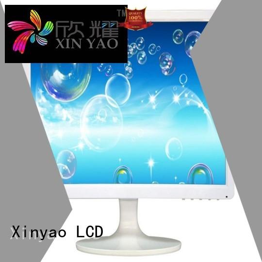 led computer 185 18 computer monitor Xinyao LCD Brand
