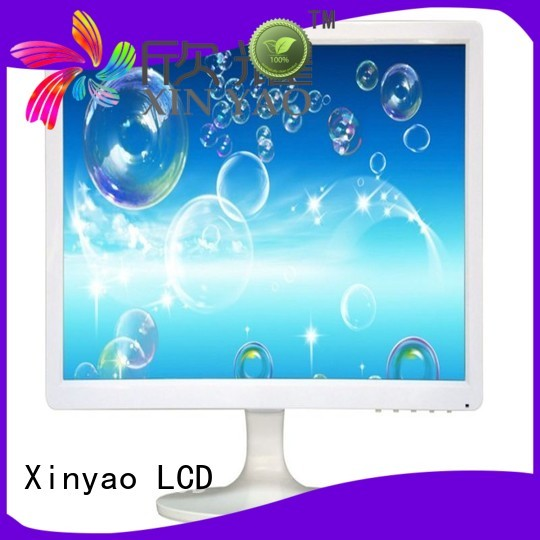 Xinyao LCD Brand panel 1280x800 lcd custom 18 computer monitor