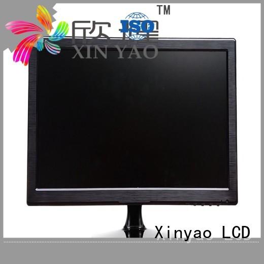 pc 195 monitor 19 inch full hd monitor panel Xinyao LCD