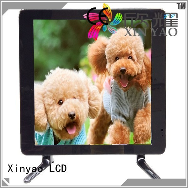 smart clarion 17 inch hd tv square lcd Xinyao LCD Brand