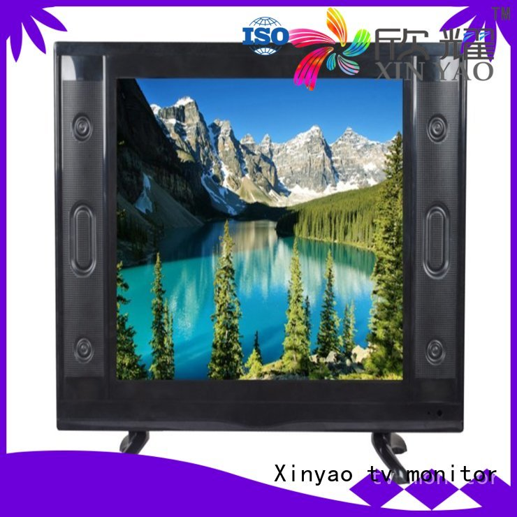 1080p 17 Xinyao LCD Brand 15 inch lcd tv monitor factory
