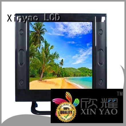 Xinyao LCD Brand tv fashion 15inch custom 15 inch lcd tv monitor