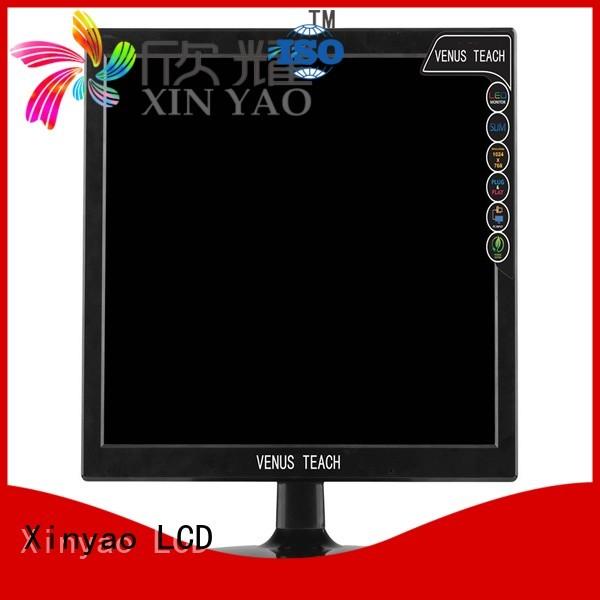tft monitor second 15 inch lcd monitor Xinyao LCD