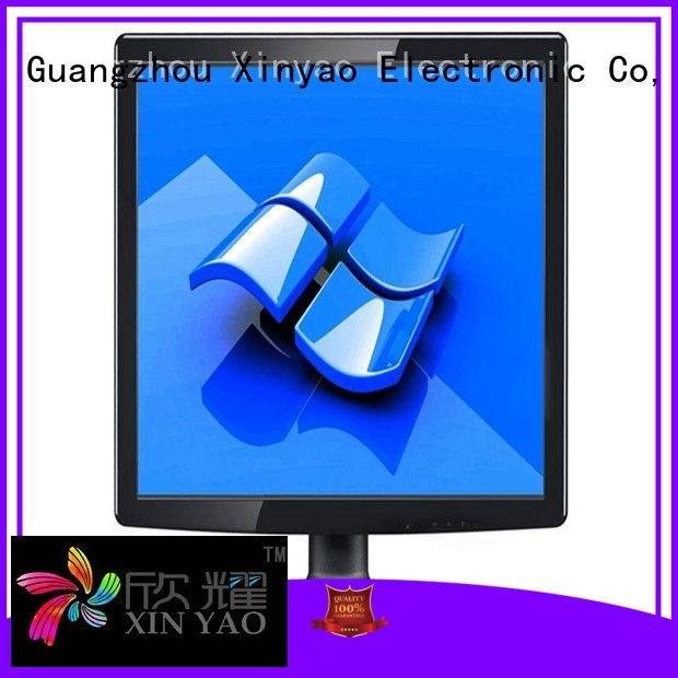 Xinyao LCD Brand dvi monitor input 19 lcd monitor