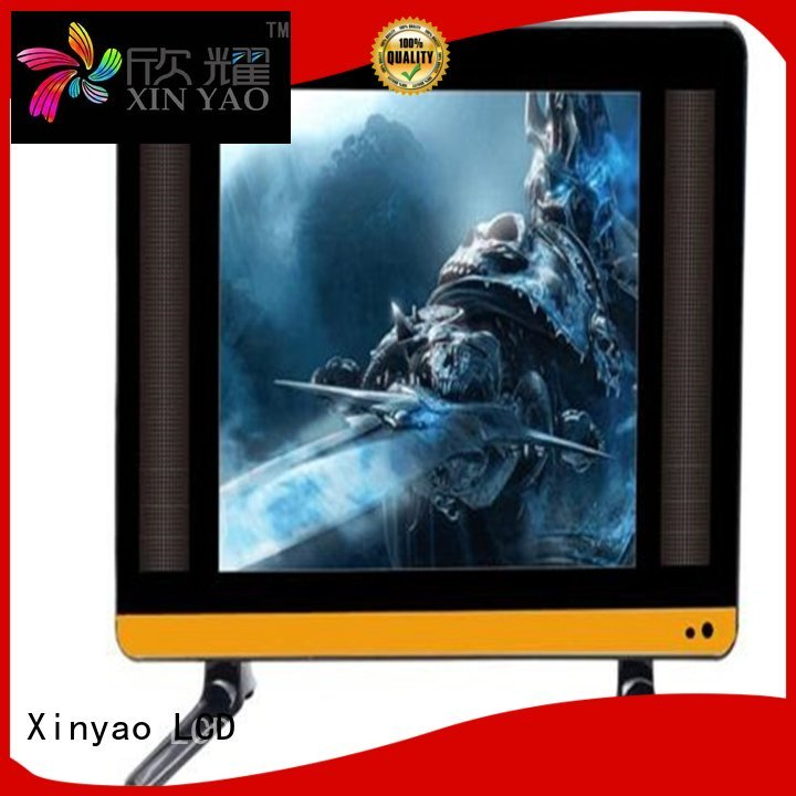 Hot 17 inch flat screen tv tvoem Xinyao LCD Brand