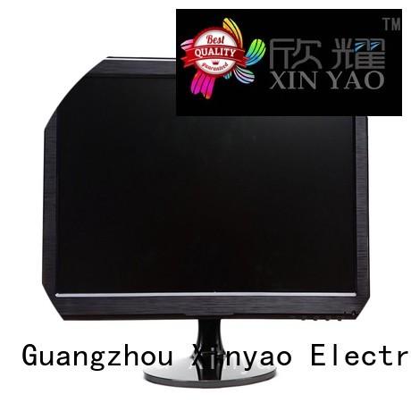 panel speaker full 19 inch full hd monitor Xinyao LCD Brand