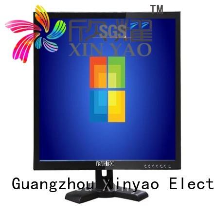 desktop mounted pc monitor lcd 17 Xinyao LCD Brand