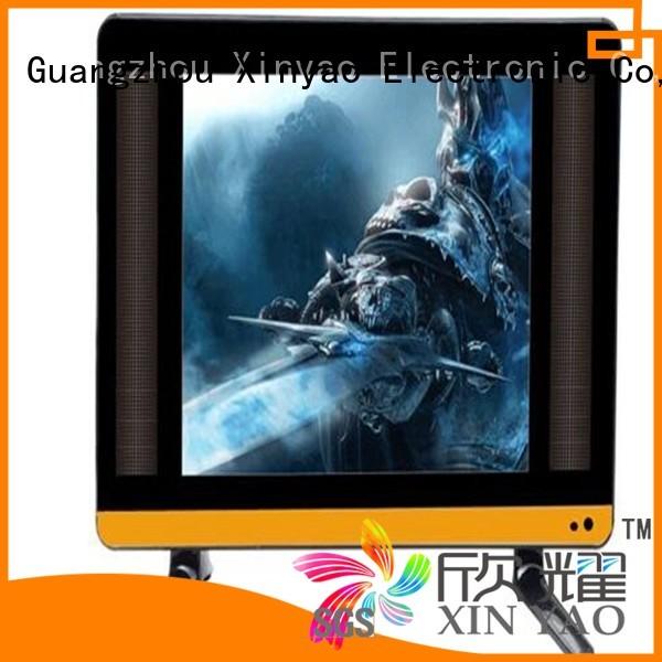 vga star mpg4 OEM 17 inch flat screen tv Xinyao LCD