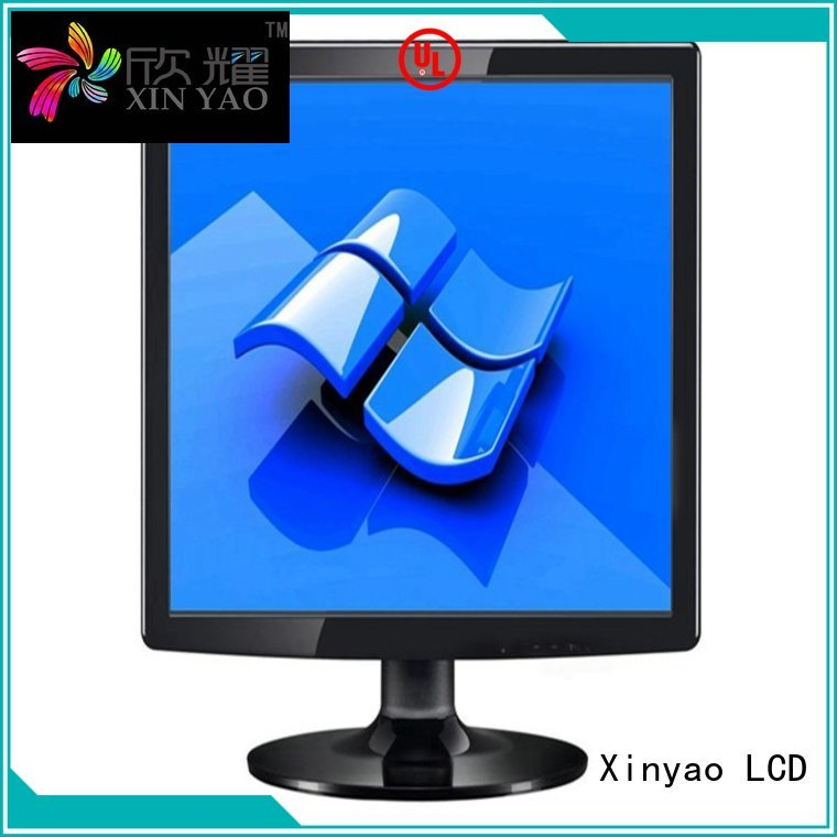 19 inch tft lcd monitor input ultra thin 19 lcd monitor manufacture