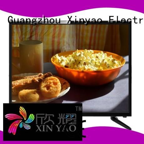 inch 24 inch led tv 3d tv Xinyao LCD company