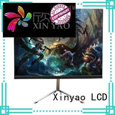 lcd Custom sale usb 21.5 inch monitor Xinyao LCD vga