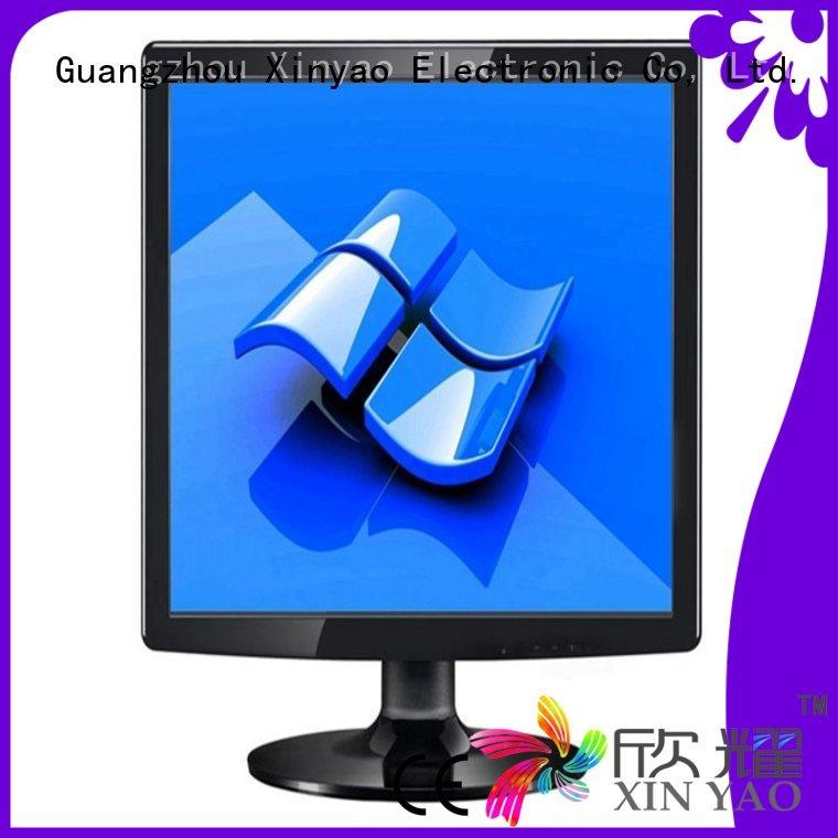 Custom desktop 19 19 lcd monitor Xinyao LCD av